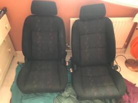 S2 Peugeot 106 Rallye Seats