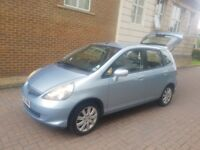 HONDA JAZZ, 1-OWNER WITH SERVICE HISTORY, LOW MILEAGE, EXCELLENT CONDITION