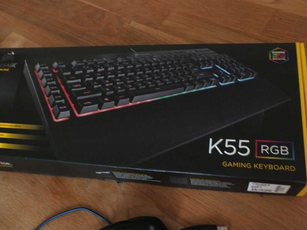 Corsair Gaming Keyboard (with Gaming Mouse) | in Portsmouth, Hampshire |  Gumtree