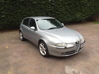 Alfa Romeo 147 1.9 jtdi manuall 6 speed