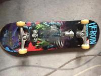 Heroin Skateboard