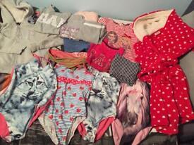 Girls age 8 clothes bundle £20