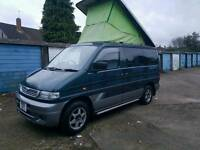 Sold sold sold ******Mazda bongo camper van brand new rear conversion