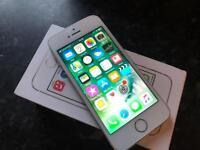 Apple iPhone 5s silver 16GB unlocke