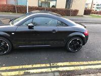 Audi TT Quattro 225BHP 1.8L Black