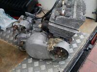 suzuki 380 gt engine
