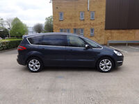 Ford S-Max Titanium Tdci Auto Diesel 0% FINANCE AVAILABLE
