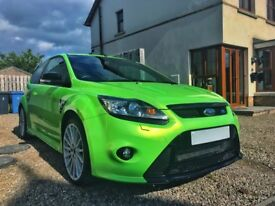 Ford Focus RS - LUX 2 (Reversing Camera, Leather, Keyless entry)