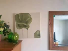 X2 green canvas