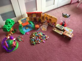 Moshi Monsters Playsets and Figures - BARGAIN BUNDLE