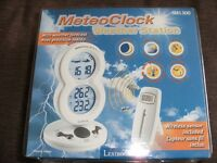 METEOCLOCK WEATHER STATION (New & Boxed)