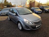 VAUXHALL CORSA 1.2 i 16v SE 5dr a/c *HEATED SEATS**10 MONTHS MOT**VERY GOOD EXAMPLE**DRIVES PERFECT*