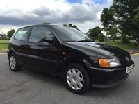 VOLKSWAGEN POLO EXTREMELY CHEAP CAR MOT WITH NO ADVISORIES CAMBELT CHANGE