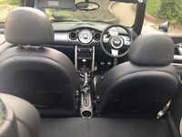 Mini Cooper S Convertible 1.6 Supercharged 2007