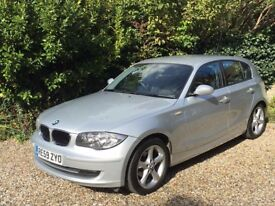 BMW 1 Series 2.0 116d Sport 5dr £6,250 ** GREAT LOOKING CAR ***