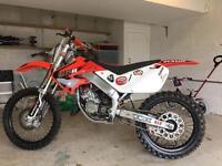 Honda cr 125 cr125