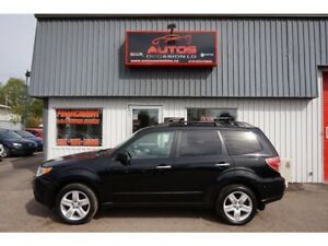 2010 Subaru Forester 2.5 X Limited Package CUIR TOIT PANO 8 ROUE