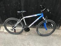 Mongoose SX Pro Mountain Bike. Serviced, Good Condition. Free Lock, Lights, Delivery