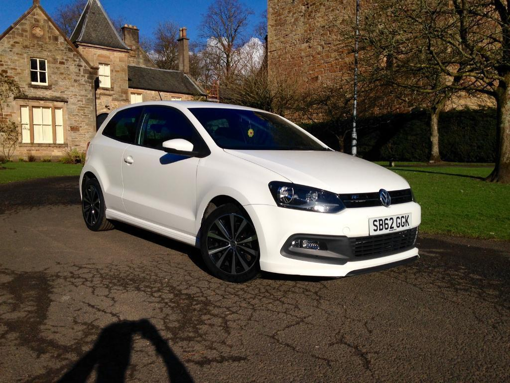 volkswagen polo r line 1 2 tsi 105bhp 3dr in kilmarnock east ayrshire gumtree. Black Bedroom Furniture Sets. Home Design Ideas