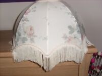 Lovely Dorma lampshade, very good condition.