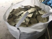 1 Tonne Bag Pressure Treated Shiplap Cladding Offcuts - ideal for outdoor use - FREE COLLECTION