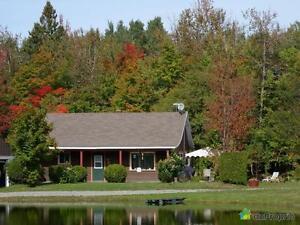 244 000$ - Domaine et villa à vendre à St-Sylvestre