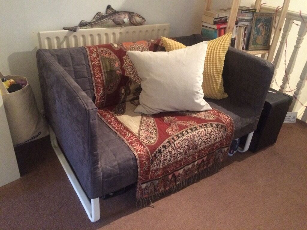 Ikea Knopparp Grey Chair In Pontcanna Cardiff Gumtree