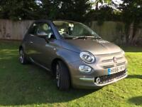 Beautiful Fiat 500 Lounge - 1 Owner - 18 months Old - Fiat Warranty - Possible P:X