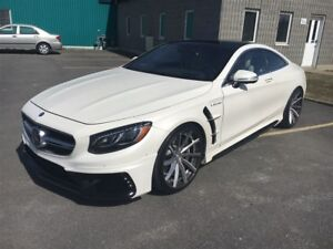 2015 Mercedes-Benz S-Class S63 4matic AMG 90,000$ OPTIONS!!!!