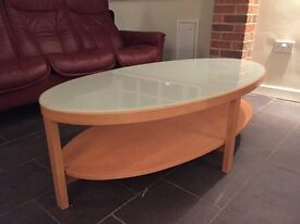 Large stylish coffee table - £50