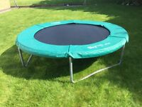 SKY HIGH PLUS 6FT TRAMPOLINE