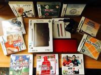!!SOLD!!Crazy Mint condition Nintendo 3DS XL bundle