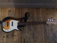 Peavey Milestone 3 bass guitar - used, £45 ONO