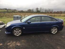 Vauxhall Vectra 2007 1.8petrol Years mot