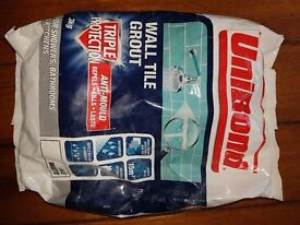 Unibond - Ice White - wall tile grout