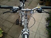 Ladies Giant bicycle for sale