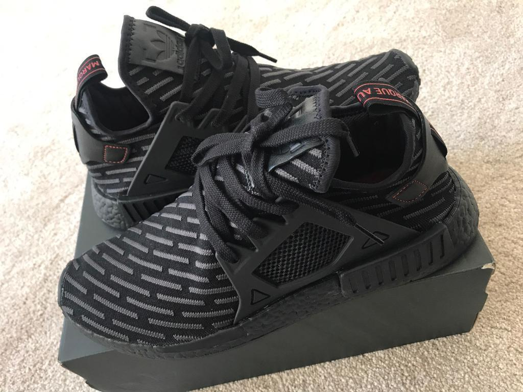 70bea3163 Cheap NMD XR1 MMJ Matermind Core Black White artemisoutlet