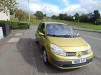 RENAULT SCENIC 2005 ONLY**925**