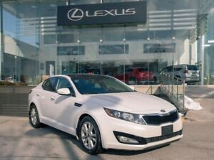 2013 Kia Optima EX EX BLUETOOTH BACKUP CAM PANORAMIC MOONROOF