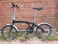 KANSI 1 TWENTY Folding Bike like Dahon or Tern