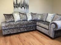 Wanted corner sofa