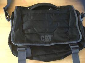 Genuine Caterpillar Messenger Bag ideal for 15 inch laptop