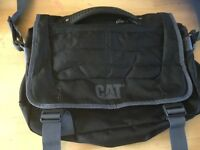 Genuine Caterpillar Messenger Bag ideal for 15 inch laptop