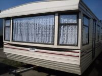Willerby Leven 35x12 FREE DELIVERY 2 bedrooms double glazed central heating over 50 offsite statics