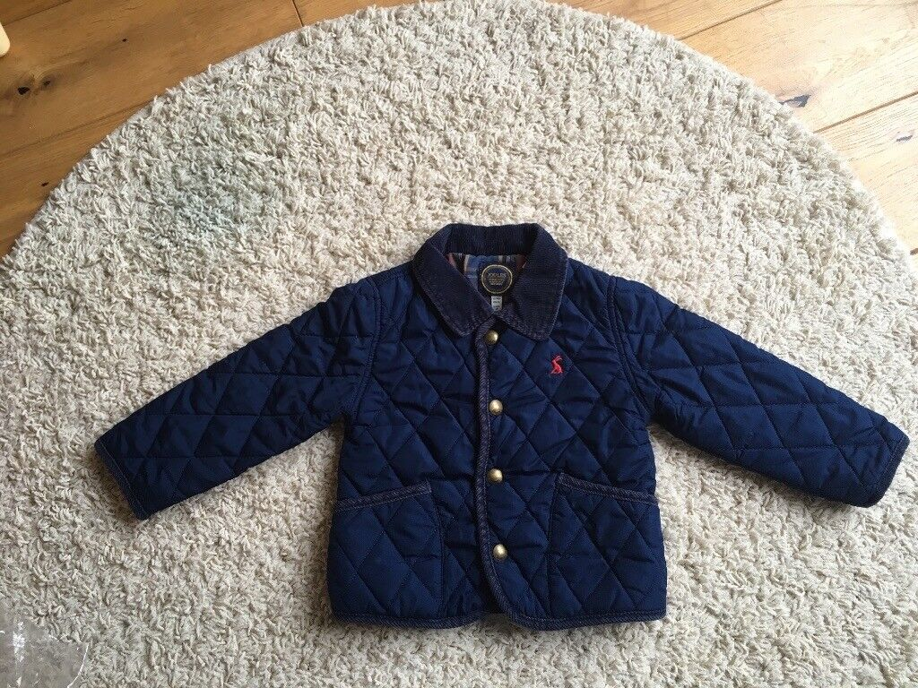 302fcaffb2eb Cute Joules Navy Blue Coat
