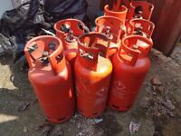 19 kg Calor Gas bottles