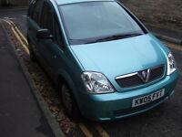 Vauxhall Mariva 2005 diesel mot april 2018 £1275 bargain
