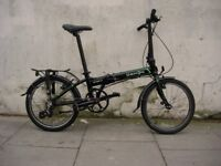 Compact Folding /Commuter Bike by Dahon, Allowed on The Tube/ Trains, JUST SERVICED/ CHEAP PRICED!!!