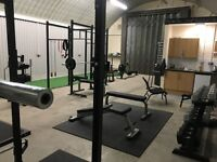 Private gym & Personal training. Strength & fitness gym in Manchester