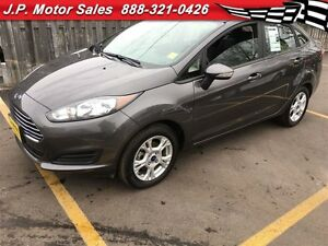 2015 Ford Fiesta SE, Automatic, Heated Seats, Only 11,000km